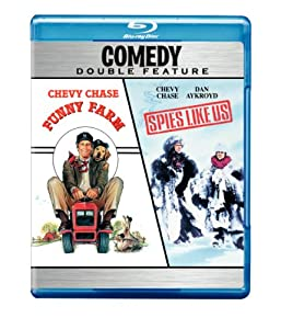Funny Farm (1988) / Spies Like Us (1985) (Double Feature) [Blu-ray]