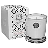 Aquiesse Large Soy Candle, White Coral Musk, 11oz
