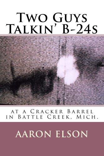 two-guys-talkin-b-24s-at-a-cracker-barrel-in-battle-creek-english-edition