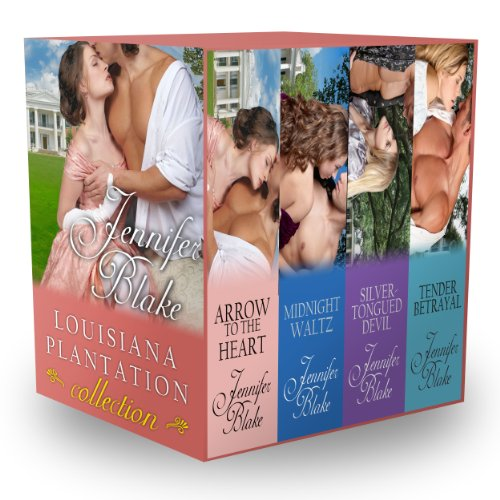 Louisiana Plantation Collection - Boxed Set by Jennifer Blake