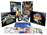 CLOSEOUT Back To The Future Blu Ray Trilogy Special Collectors Edition with Steelbook Casing