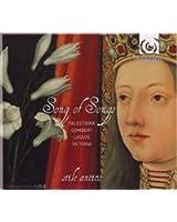 Le cantique des cantiques a la renaissance palestrina, gombert, lassus, victoria