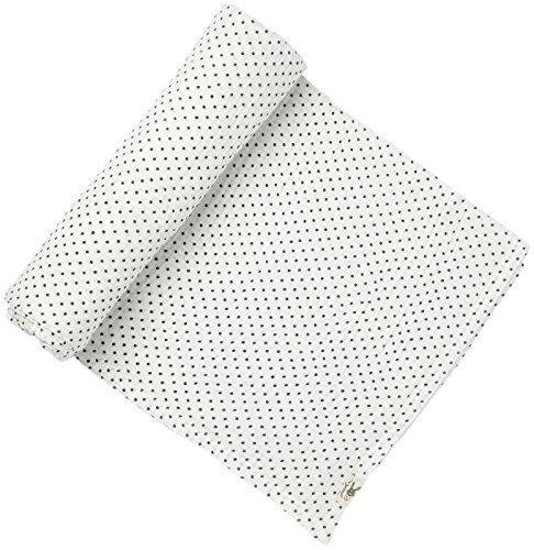 Pehr Designs petit pehr Pin Dot Swaddle - Navy