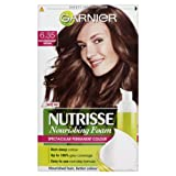 Garnier Nutrisse Foam 6.35 Rich Mahogany Brown