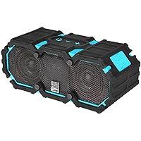 Altec Lansing iMW577 Life Jacket 2 Rugged Bluetooth Wireless Speaker (Blue)