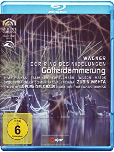 Wagner;Richard Gotterdammerung [Blu-ray] [Import]