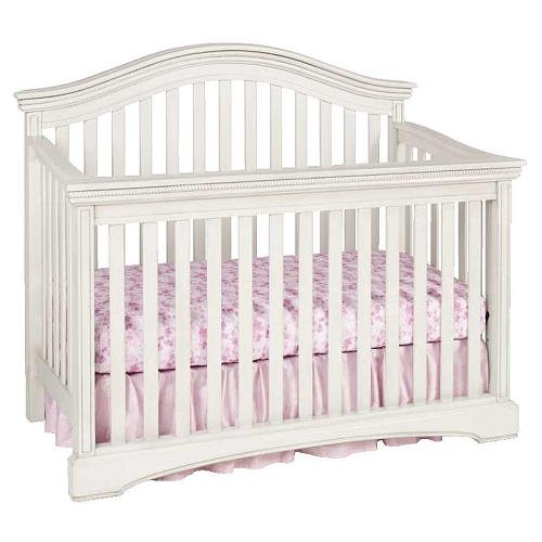 Truly Scrumptious Curved Lifetime Convertible Crib Cloud