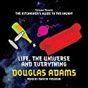 Life, the Universe, and Everything (       UNABRIDGED) by Douglas Adams Narrated by Martin Freeman