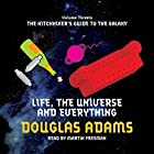 Life, the Universe, and Everything Hörbuch von Douglas Adams Gesprochen von: Martin Freeman