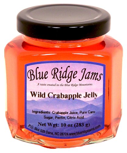 Blue Ridge Jams: Wild Crabapple Jelly, Set of