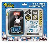 Raving Rabbids 11pc 3D Protection Set (Nintendo 3DS/DSi/DSi XL)
