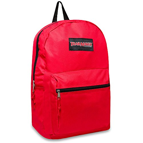 Trailmaker Classic Backpack (Red)