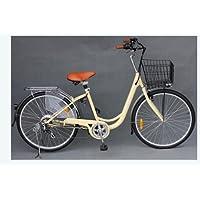 電動アシスト自転車 つばめ2号 クリーム 26インチ 24ボルト8アンペア リチウムイオンバッテリー 整備済完成車納入