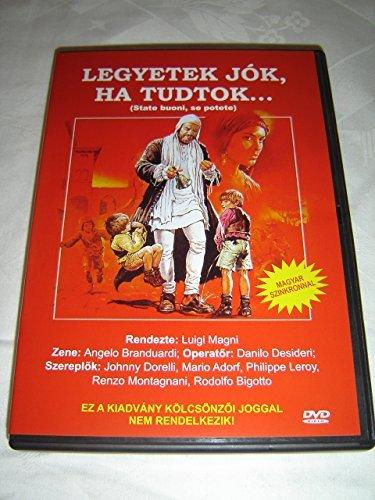 State buoni... se potete - Legyetek j?k, ha tudtok! / Hungarian Release - Region 2 (Italian and Hungarian Sound Options) by Johnny Dorelli
