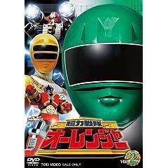 ���͐���I�[�����W���[ Vol.2 [DVD]