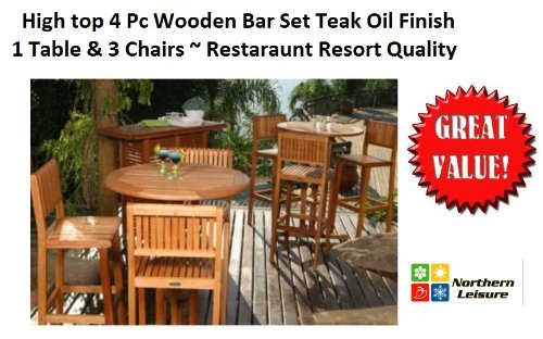 Outdoor High Chairs