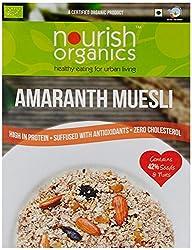 Nourish Organics Amaranth Muesli, 300g