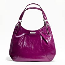 Hot Sale COACH Soho Patent Leather Hobo 19705