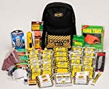 Emergency Survival Kit Backpack - Deluxe - 2 Person