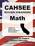 img - for CAHSEE Success Strategies Math Study Guide: CAHSEE Test Review for the California High School Exit Examination book / textbook / text book