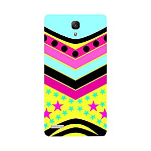 Phone Candy Designer Back Cover with direct 3D sublimation printing for Redmi Note Prime