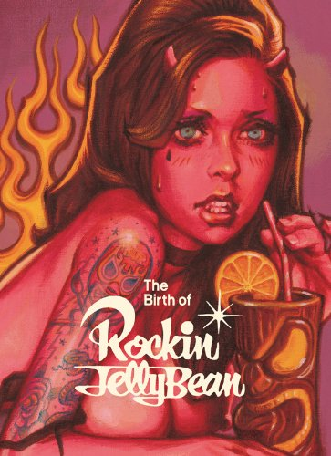 The Birth of Rockin'Jelly Bean (WANIMAGAZINE ART BOOK)