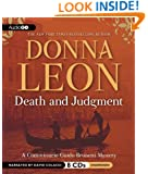 Death and Judgment  (Commissario Guido Brunetti Mysteries) (Commissario Guido Brunetti Mystery)