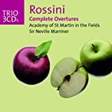 Rossini: Complete Overtures (3 CDs)
