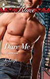 img - for Dare Me (Harlequin Blaze\It's Trading Men!) book / textbook / text book