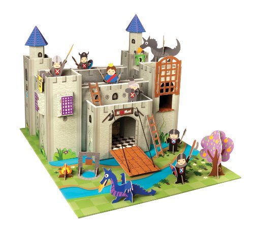 Castle and Knights Playset