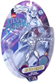 Marvel 30th Anniversary Series Silver Surfer Figure with Cosmic Power Surfboard
