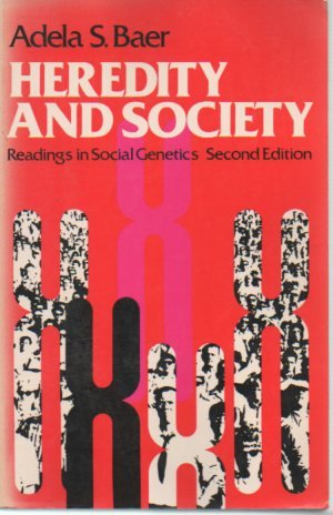 Heredity and Society PDF