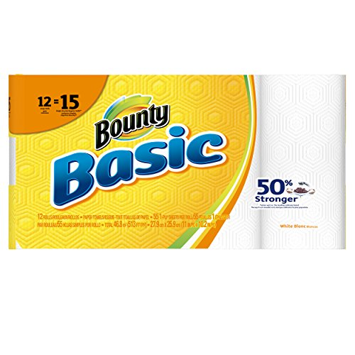 bounty-basic-paper-towels-white-large-roll-12-count-pack-of-2