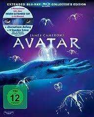 Avatar als Extended Collector's Edition auf Blu-ray ab 9,90 Euro versandkostenfrei