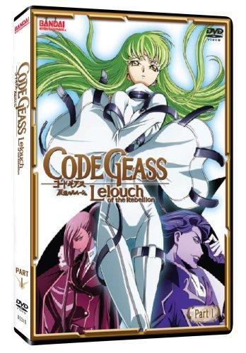 Code Geass: Lelouch of the Rebellion, Part 1