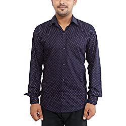 Oshano Men's Ethnic Cotton Shirt