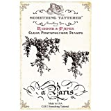 Something Tattered A Paris French Ornament Clear Stamps, 4 by 4-Inch