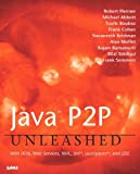 img - for Java P2P Unleashed: With JXTA, Web Services, XML, Jini, JavaSpaces, and J2EE by Robert Flenner (2002-09-22) book / textbook / text book