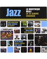 Vari Discoteca Ideale Del Jazz 25 Album Storici [25 CD]