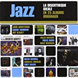 Jazz : La Discoth�que Id�ale En 25 Albums Originaux (Coffret 25 CD)par Various