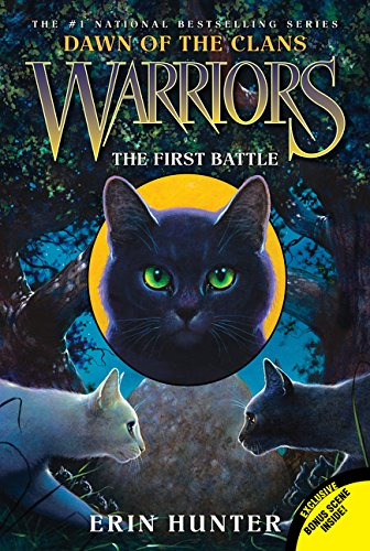 Warriors: Dawn of the Clans 03: The First Battle