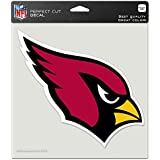 NFL 8x8 Color Die Cut Decals