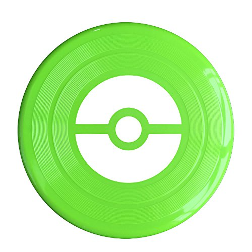 TLK Subtle Pokeball Pokemon Logo 150 Gram Ultimate Sport Disc Frisbee