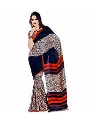 Meher Designer Art Silk Saree - B00RJNC4FA