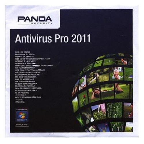 Panda Antivirus Pro 2011 OEM System Builder Version (PC)