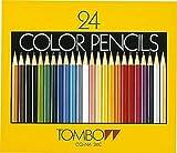 トンボ 色鉛筆紙箱24色NA CQ-NA24C