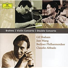 Brahms: Concerto for Violin and Cello in A minor, Op.102 - 2. Andante