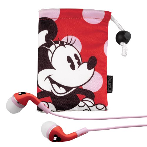 Noise Isolating Earphones with Pouch
