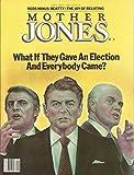 img - for Mother Jones Magazine (September/October 1983,Reagan Cover) book / textbook / text book