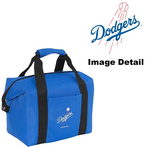 Los Angeles Dodgers 12-Pack Sports Drink Beer Water Soda Beverage Can Bottle Insulated Picnic Outdoor Party Beach BBQ Kooler Cooler Bag at Amazon.com